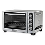 KitchenAid® 12-Inch Convection Bake Countertop Oven in Silver