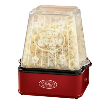 Nostalgia Electrics™ Theater Stirring 6-Quart Popcorn Maker