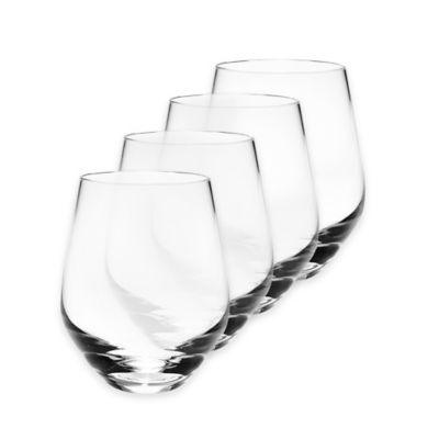 Lenox® Tuscany Classics® 12-Ounce White Wine Tumblers (Set of 4)