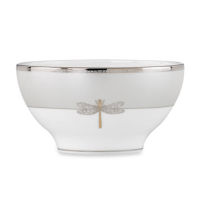 kate spade new york June Lane™ Platinum 6-Inch Rice Bowl