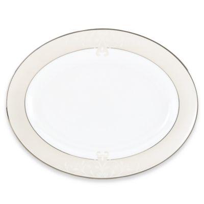 Lenox® Opal Innocence™ Scroll 16-Inch Platter