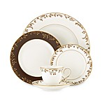 L by Lenox® Golden Bough 5-Piece Place Setting