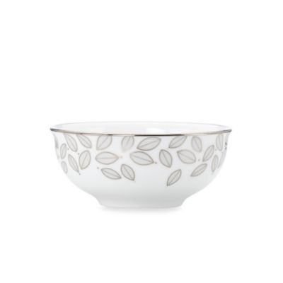 Lenox® Platinum Leaf 6-Inch All Purpose Bowl