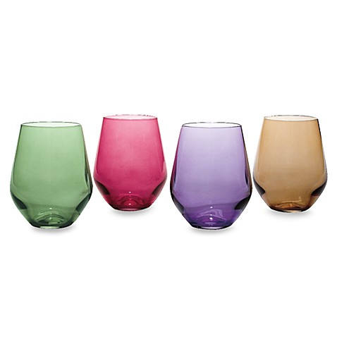 Lenox® Tuscany Harvest 20-Ounce Red Wine Tumblers