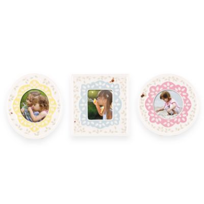 Lenox® Butterfly Meadow® Colors Frames (Set of 3)