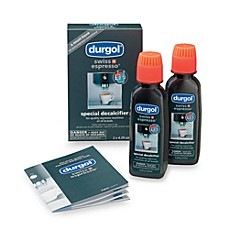 DURGOL® 2-Pack Swiss Espresso Special Decalcifier
