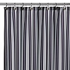 Watershed® Picardi Stripe 72-Inch x 72 Fabric Shower Curtain