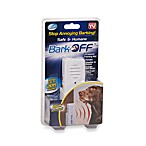 BarkOff™ Ultrasonic Training Aid
