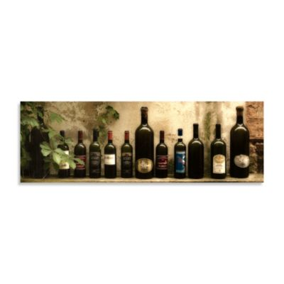 Vino Plaque Wall Art