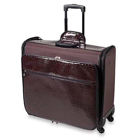 Joy Mangano Clothes It All 174 Extra Large Wheeled Luggage