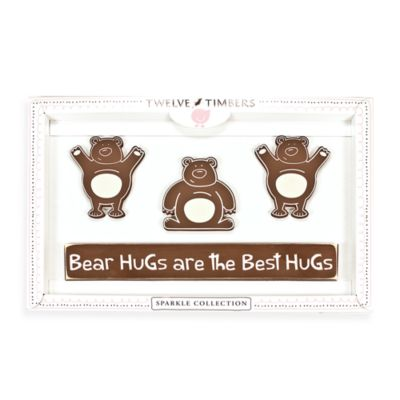 Bear Hugs are the Best Hugs Board Sign