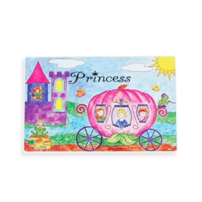 Swibco Princesses Placemat