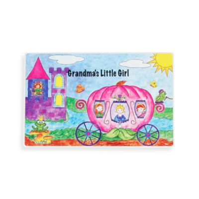 Swibco® Grandma's Little Girl Princesses Placemat
