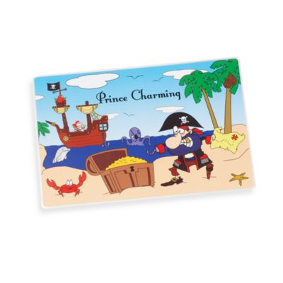 Swibco® Prince Charming Pirate Placemat