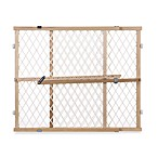 Diamond Mesh Pet Gate