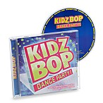 Kidz Bop Dance Party CD