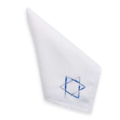 Hanukkah Sparkle Napkins (Set of 4)