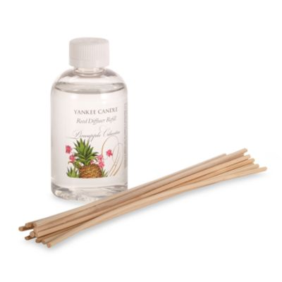 Yankee Candle® Pineapple Cilantro Fragranced Oil Reed Diffuser Refill