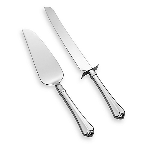 Oneida® Juilliard 2-Piece Cake Server Set