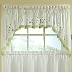 Garden Flowers Tailored Valance