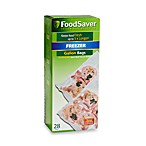 FoodSaver® One-Gallon 28-Pack Vacuum Packaging Bags