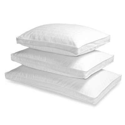 The Seasons Collection® Grand Horizon White Down Side Sleeper Queen Pillow