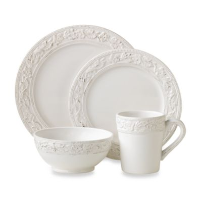Pfaltzgraff® Country Cupboard 16-Piece Dinnerware Set