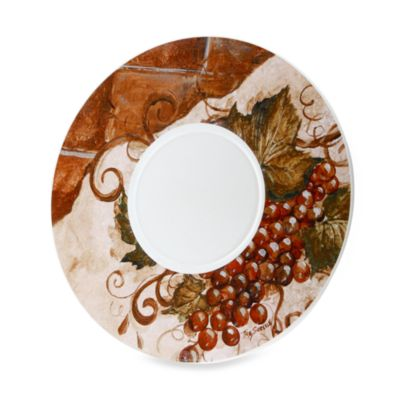 Thirstystone® Grapes Wine Trivet