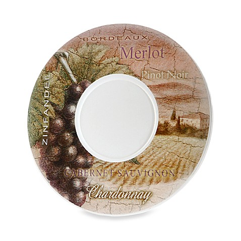Thirstystone® Wine Country Wine Trivet