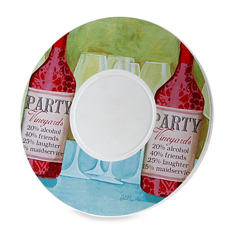 Thirstystone® Wine Party Wine Trivet