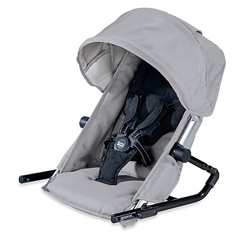 Britax B-Ready Second Seat in Silver