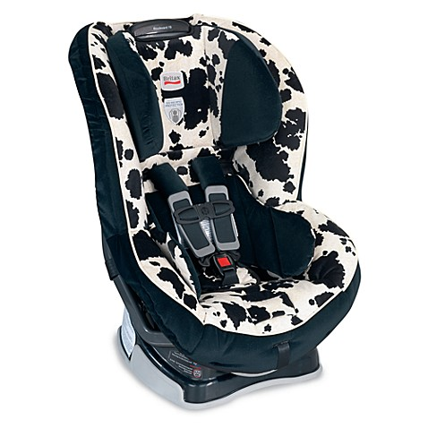 britax convertible boulevard 70 car seat cowmooflage bed bath beyond. Black Bedroom Furniture Sets. Home Design Ideas