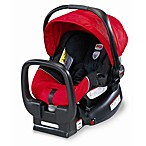 Britax Infant Chaperone Car Seat in Red