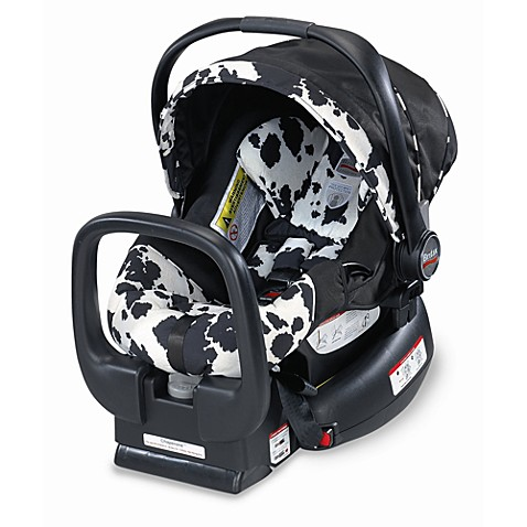 BRITAX Infant Chaperone Car Seat in CowmooFlage