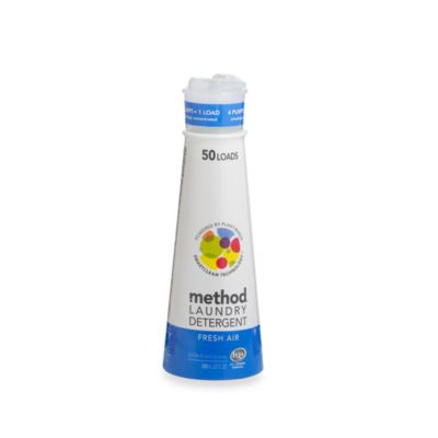 method® 50 Loads Laundry Detergent - Fresh Air