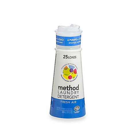 method® 25 Loads Laundry Detergent in Fresh Air