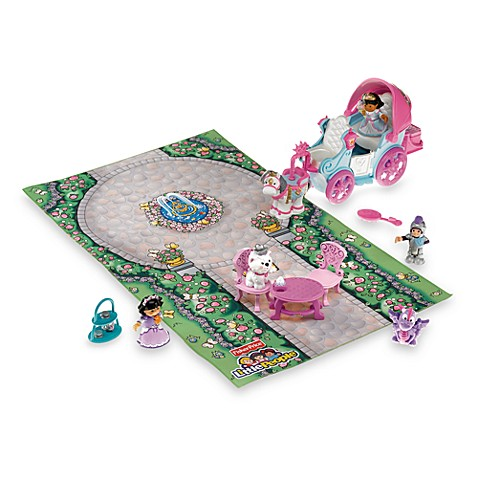 Fisher-Price® Little People Royal Princess Playset with DVD