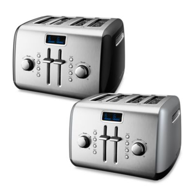 KitchenAid® 4-Slice Digital Toaster