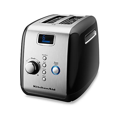 Buy Kitchenaid 174 2 Slice Digital Motorized Toaster In Black