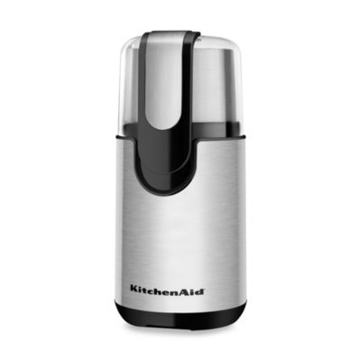 KitchenAid® 4 oz. Blade Coffee Grinder in Stainless Steel
