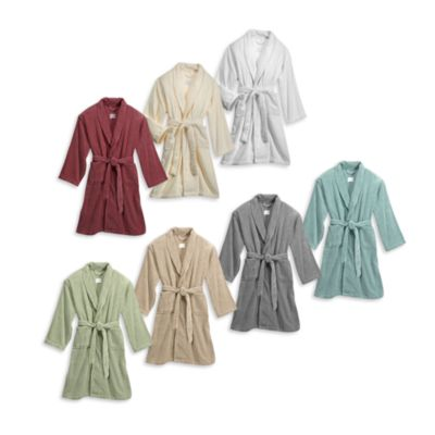 London Luxury Hotel Collection Zero Twist Unisex Bathrobe