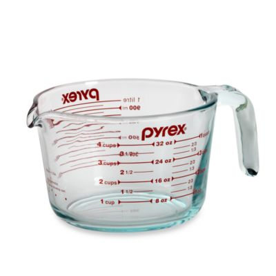 Pyrex® 1-Quart Measuring Cup