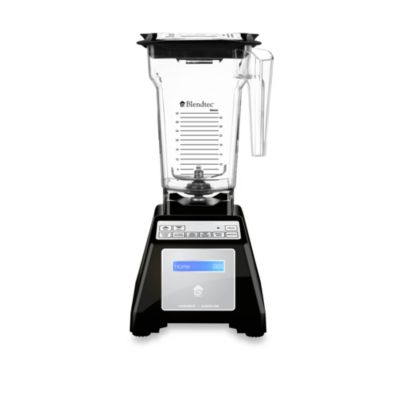 Blendtec® Tabletop Total Blender in Black