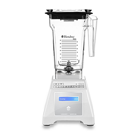 Blendtec® Tabletop Total Blender in White