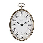 Pocket Watch Vertical Wall Clock