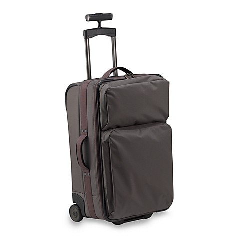 Soren 22-Inch Grey Wheeled Upright