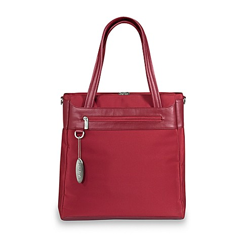 Samsonite® Camelot™ Laptop Vertical Tote In Red