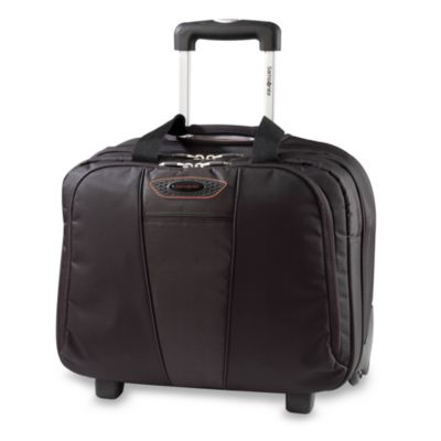 Samsonite® Quantum™ 17-Foot Black Wheeled Toploader