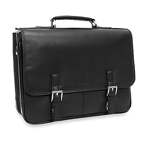 Kenneth Cole Reaction® Leather Portfolio A Brief History