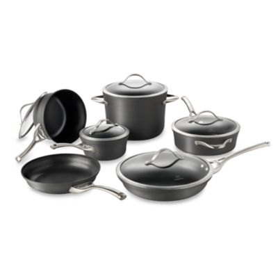 Calphalon® Contemporary Nonstick 11-Piece Cookware Set